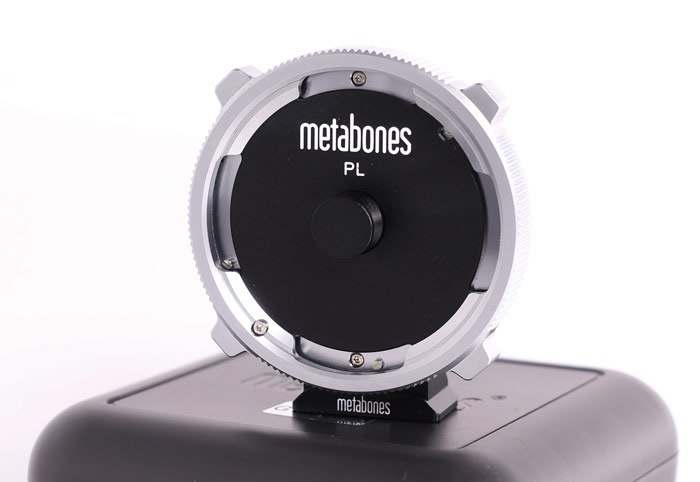 Metabone ARRI PL Lens to Sony E-mount T Adapter