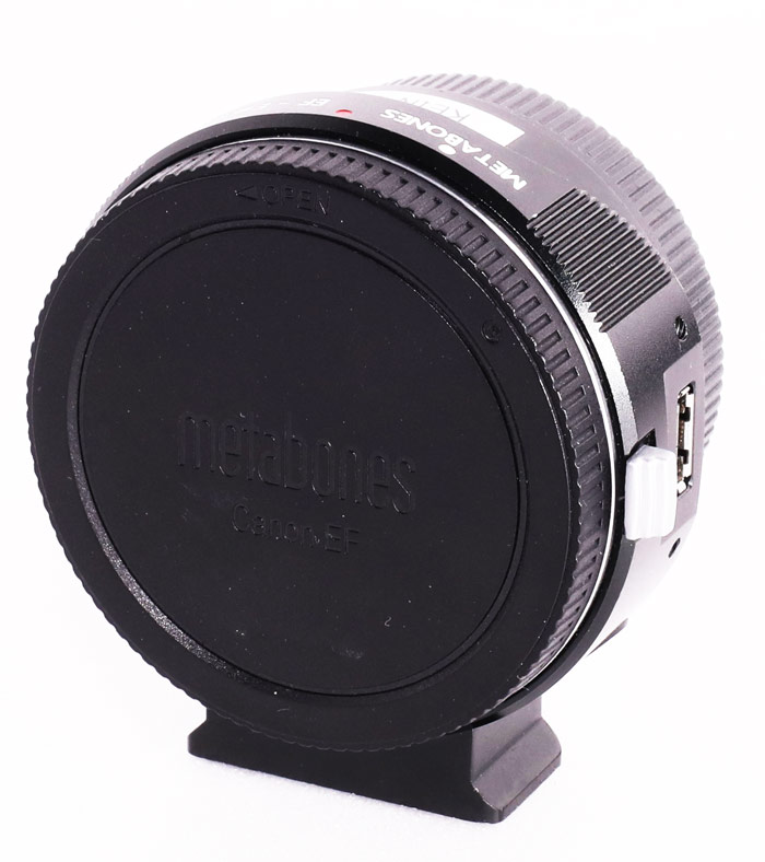 Metabone Canon EF Lens to Sony E Mount T Smart Adapter