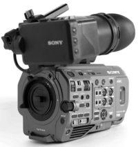 sony kamera fx9